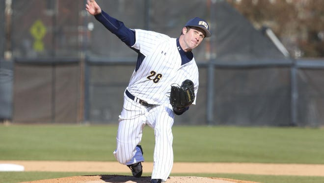 Johnson City High graduate and former UNC Greensboro pitcher Ryan Clark got drafted in the fifth round of the Major League Baseball First-Year Player Draft by the Atlanta Braves.