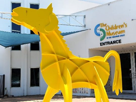 The Children's Museum of the Treasure Coast will be among 50 vendors at an event May 20 showcasing local attractions.