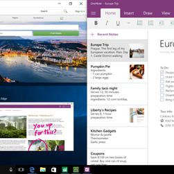 Screenshot of Windows 10