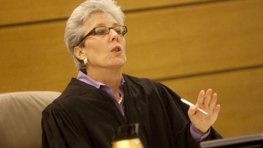 Superior Court Judge Jan Jurden has received threats and calls for her to be removed from the bench for her 2009 decision to order probation instead of prison for a du Pont family heir who raped his young daughter.