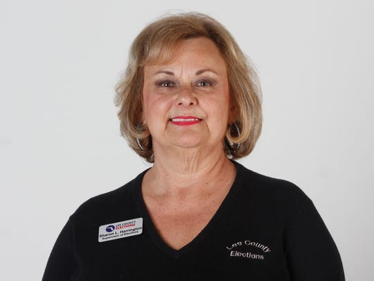 Sharon Harrington - Candidate for Supervisor of Elections