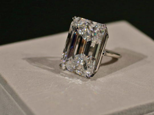 """The """"perfect"""" 100-carat diamond could fetch between $19 million to $25 million."""