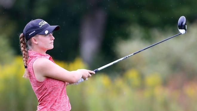 Megan Donahue helped Lafayette Jeff win its first regional title since 2012.
