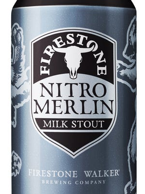 Firestone Walker's Nitro Merlin Milk Stout