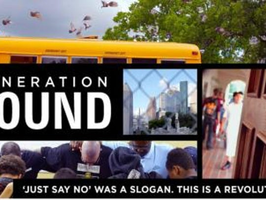 "A free screening of the documentary ""Generation Found"""