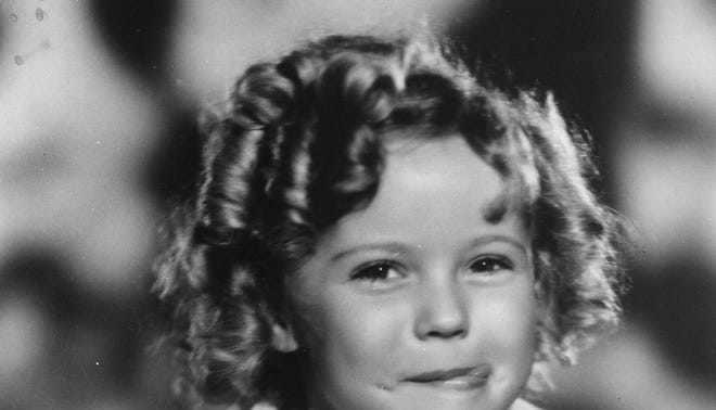 Shirley Temple started performing at 3.