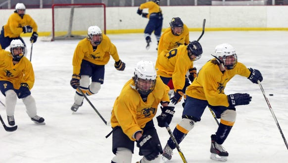 NY H.S.: Pelham Gets Right To Work On Another Section 1 Hockey Title