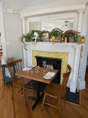 Heirloom in Lewes, located in a renovated Victorian