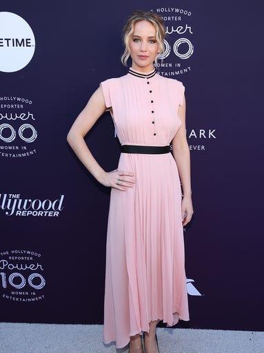 HOLLYWOOD, CA - DECEMBER 06:  Jennifer Lawrence attends