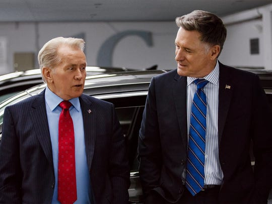 Martin Sheen and Bill Pullman are featured in Chrysler