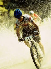 In past years the Fat Tire Classic circuit race has
