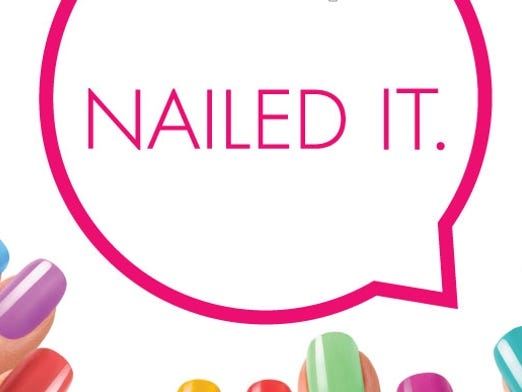 We're treating one lucky Insider with a trip to the nail salon. Enter between 3/6-3/31.