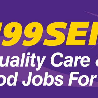 1199SEIU Healthcare Workers Northeast is the union
