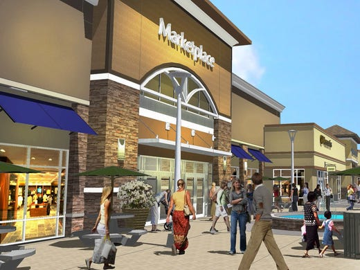 Asheville Outlet Mall >> Asheville Outlets To Include Big Brands Local Flair