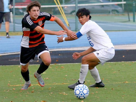 Cedarburg Boys Soccer at Whitefish Bay