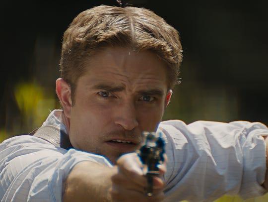 "Robert Pattinson stars in ""Damsel."""