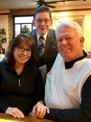 Paul Matta meets with former Abilene police chief Melvin