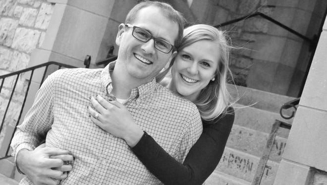 Cam Fuller and Kaylee Thielke will be married on June 15 in Sturgeon Bay.