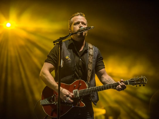 Jason Isbell and The 400 Unit perform Sunday, May 6,