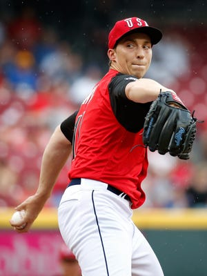 Blake Snell's ERA through 22 appearances (20 starts) stretched over three levels was 1.51.