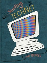 The cover of the 1997 Technical High School annual.