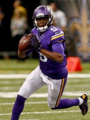 Teddy Bridgewater went 12-for-20 passing for 150 yards in his NFL debut.