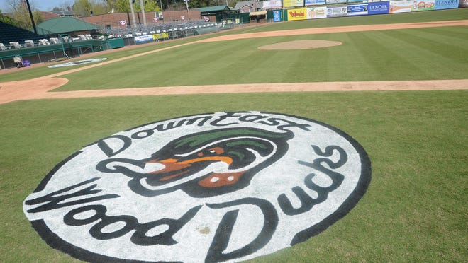 Down East Wood Ducks fans will have to wait until 2021 to see live professional baseball again at Grainger Stadium.