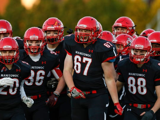 It was made public Wednesday afternoon Big Foot football coach Greg Enz was going to taking over as coach at Manitowoc Lincoln.