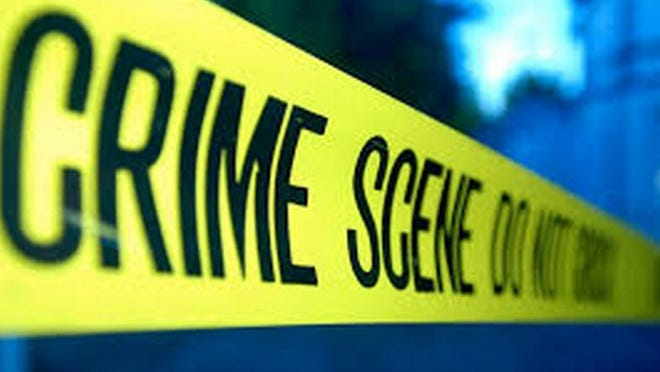 Crime scene tape is shown in this file photo.