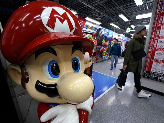 Japan Nintendo Earns