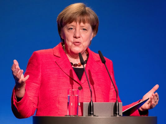 As US retires from world leadership, China and Germany step up