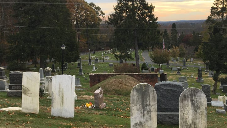 Could Holmdel Cemetery be the final resting place of