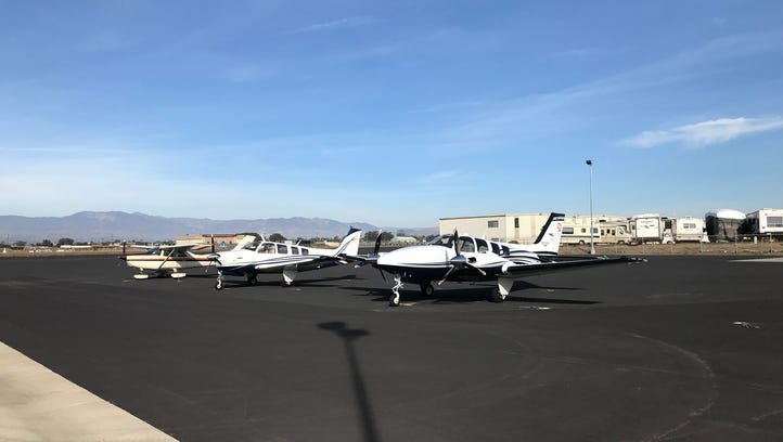 With Highway 101 closed, pilots offer up their planes to get patients, medical personnel to Santa Barbara