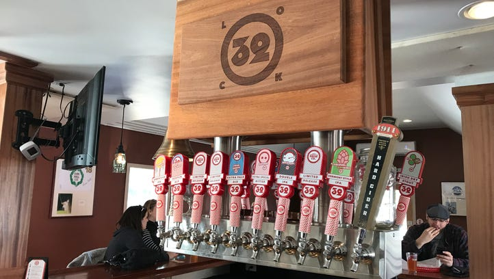 Pittsford's Lock 32 Brewing gets a cozy new look