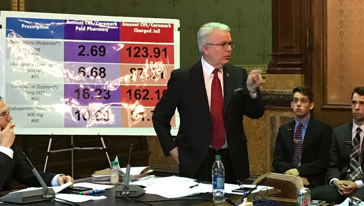 Are Iowa taxpayers being overbilled for prescription drugs? Question sparks heated debated at Iowa Capitol