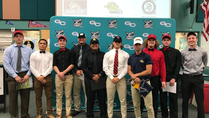 PrepZone: 10 Gulf Coast High School student-athletes sign national letters of intent