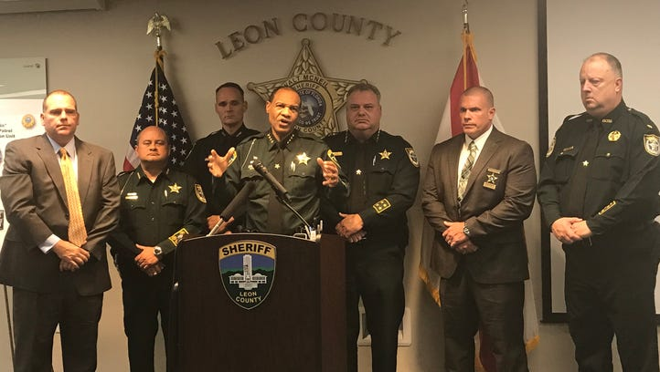 Big Bend sheriffs, FHP join forces to fight crime
