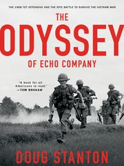 """The Odyssey of Echo Company"" by Doug Stanton"