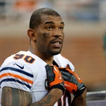 The Chicago Bears released eight-time Pro Bowl defensive end Julius Peppers on Tuesday. Peppers' salary cap hit next season was for more than $18 million.