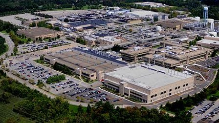 Formerly IBM's East Fishkill semiconductor complex, this plant now belongs to GlobalFoundries.