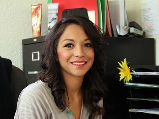 Cassie Arias, executive director of Deming-Luna County Economic Development.