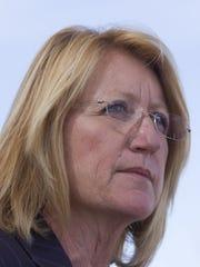 Darlene Newsom, CEO of the non-profit UMOM New Day