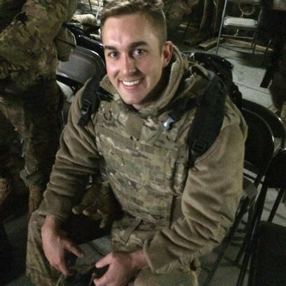 The long road to recovery — Naples airman critically injured while deployed in Greece
