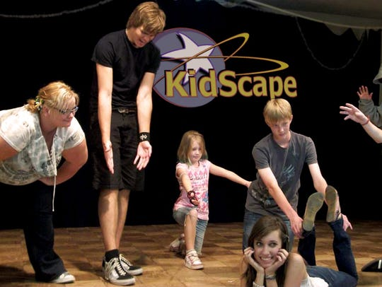 Kidscape offers acting camps during the summer.