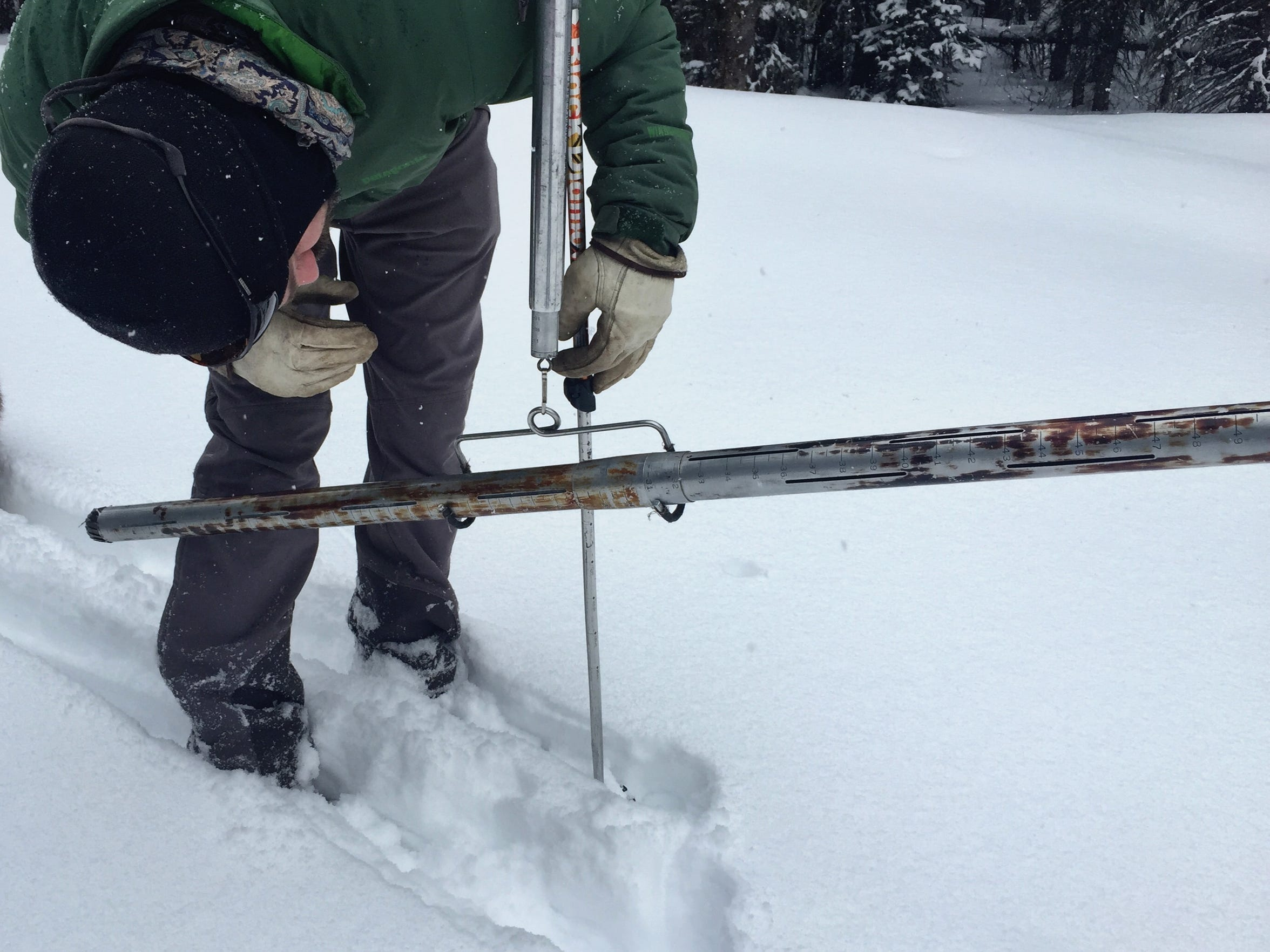 3 Snow survey 3