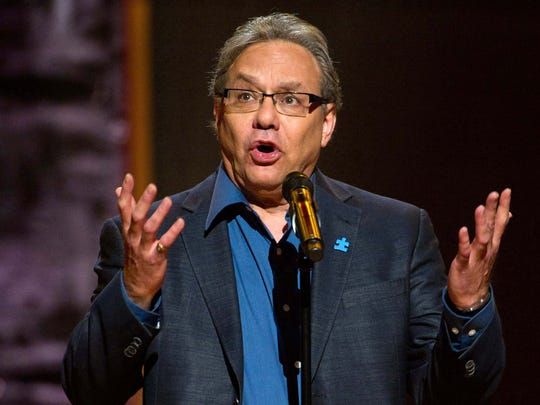 Comic Lewis Black will perform at the Hershey Theatre May 8.