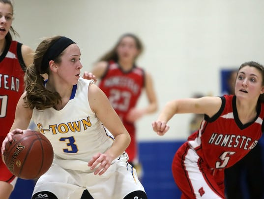 Germantown-Homestead Girls Basketball-6