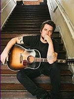 Lee DeWyze, who won American Idol Season 9 in 2010, is performing in the chapel at OSR on Aug. 27.