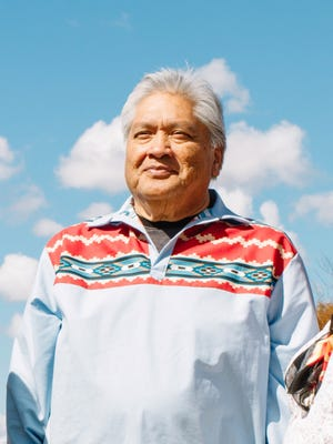 Colorado River Indian Tribes Chairman Dennis Patch