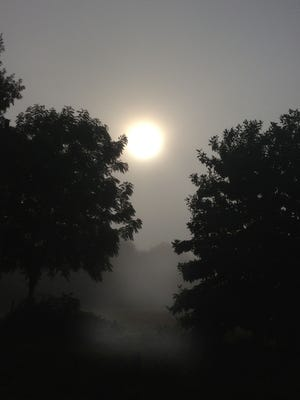 Some schools are delayed this morning due to dense fog.